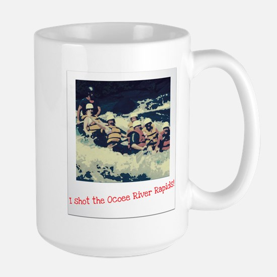 Ocoee River Rafting Coffee Mug