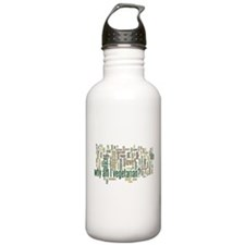 Why Am I Vegetarian Water Bottle