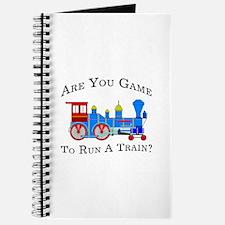 Game To Run A Train - Journal