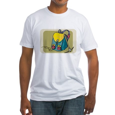 Mountain Fitted T-Shirt