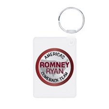Romney Ryan Comback Team 1.png Aluminum Photo Keyc