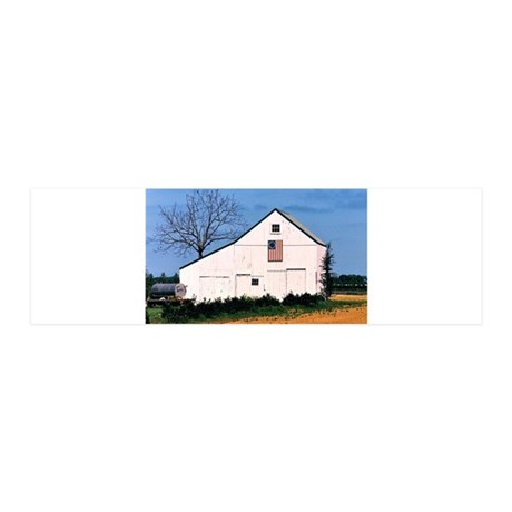 American Barns No. 2 36x11 Wall Decal