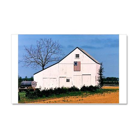American Barns No. 2 Car Magnet 20 x 12