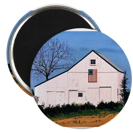 "American Barns No. 2 2.25"" Magnet (100 pack)"