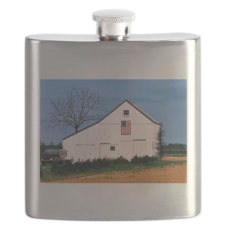 American Barns No. 2 Flask