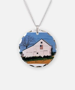 American Barns No. 2 Necklace
