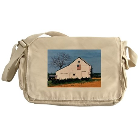 American Barns No. 2 Messenger Bag