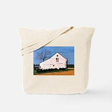 American Barns No. 2 Tote Bag