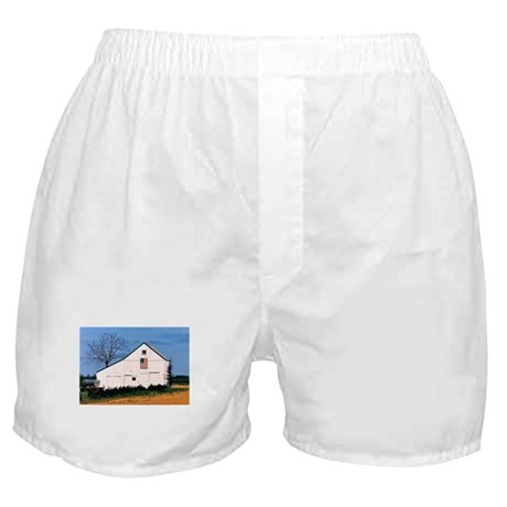 American Barns No. 2 Boxer Shorts