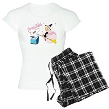 "Women's Light ""Bewitched"" Pajamas"