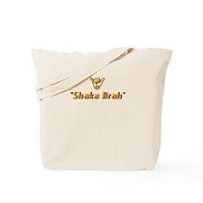 shaka brah zip line Tote Bag