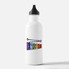 Wild Xylophone Water Bottle
