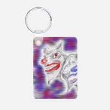 Smile Now Cry Later Keychains