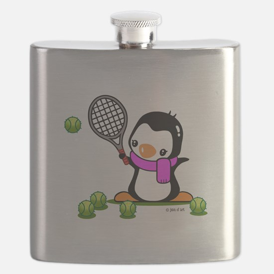 Tennis (9) Flask
