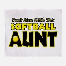 Dont Mess With This Softball Aunt.png Stadium Bla
