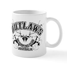 Outlaws RC Surfing Small Mug