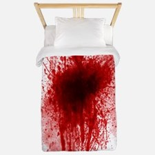blood sheet twin Twin Duvet
