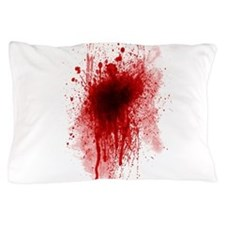 blood Pillow Case