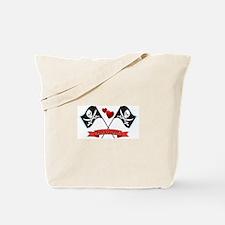 Jack Sparrow Tote Bag