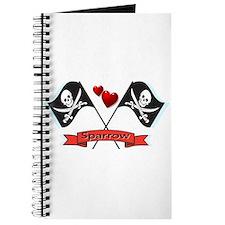 Jack Sparrow Journal