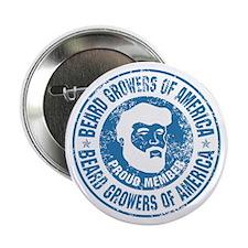 Beard Grower Button