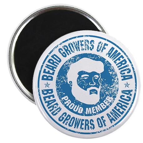 Beard Grower Magnet