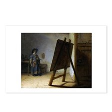 rembrant9.png Postcards (Package of 8)