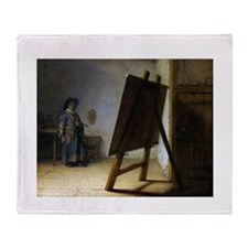 rembrant9.png Throw Blanket