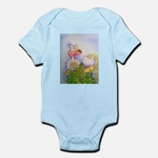 Dandelion Wishing Fairy Infant Bodysuit