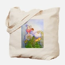 Dandelion Wishing Fairy Tote Bag
