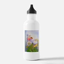 Dandelion Wishing Fairy Water Bottle