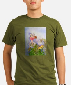 Dandelion Wishing Fairy T-Shirt