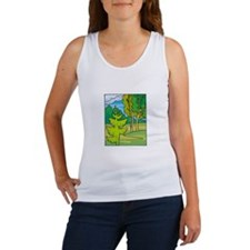 Mountain Women's Tank Top
