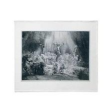 rembrandt13.png Throw Blanket