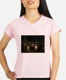 rembrandt12.png Performance Dry T-Shirt