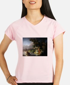 rembrandt11.png Performance Dry T-Shirt