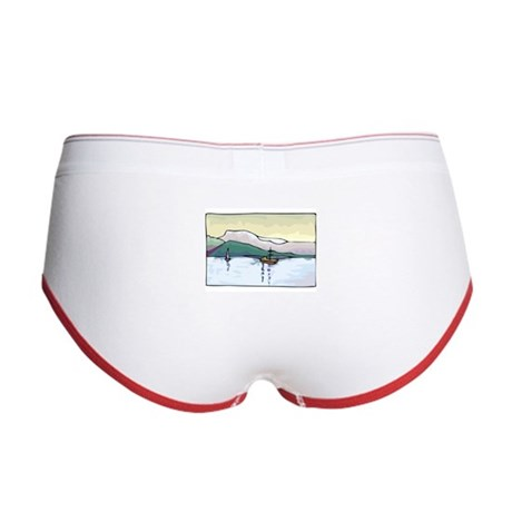 Mountain Women's Boy Brief