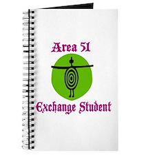 Area 51 Exchange Student Journal
