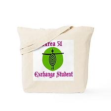 Area 51 Exchange Student Tote Bag
