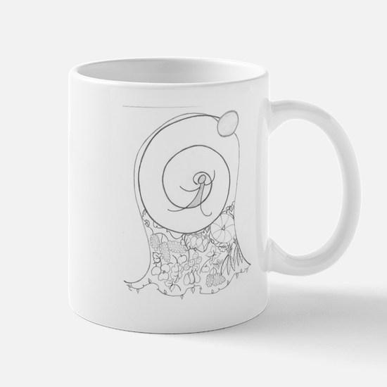Cornucopia Mother Mug