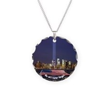 9/11 Tribute - Never Forget Necklace