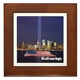 9/11/01 Framed Tiles