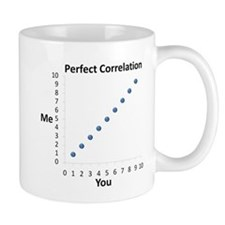 Perfect Correlation Mug