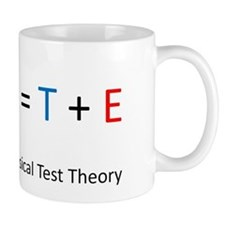Classical Test Theory Mug