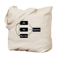 Path Analysis Tote Bag