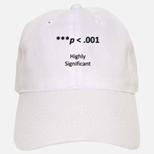 Highly Significant Baseball Baseball Cap