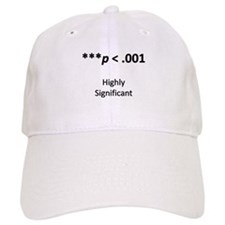 Highly Significant Baseball Cap