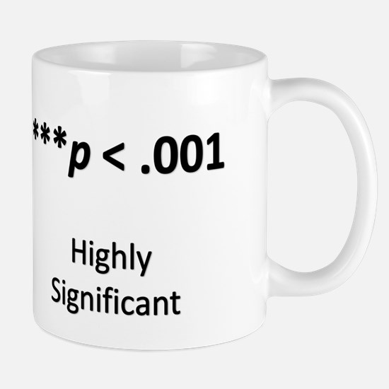 Highly Significant Mug