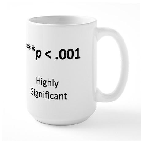 Highly Significant Large Mug