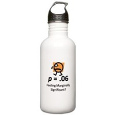 Feeling Marginally Significant? Sports Water Bottle
